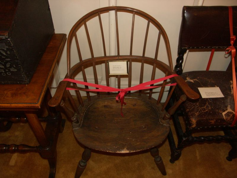 Edwards chair