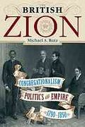 """The British Zion"" cover image"