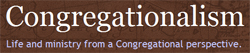 Congregationalism blog header
