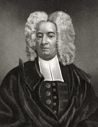 Cotton Mather, ca. 1700