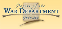 War Department Papers logo