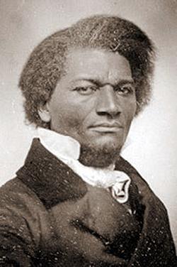 Frederick Douglass, ca. 1855