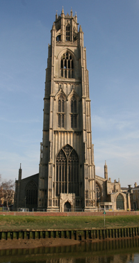 "the ""Boston Stump"""