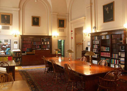 CL reading room in 2006