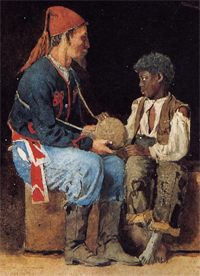 Contraband (1875) by Winslow Homer