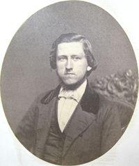Cyrus Osborne's yearbook portrait