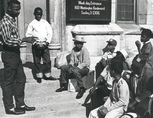 Friendly Town kids, 1965