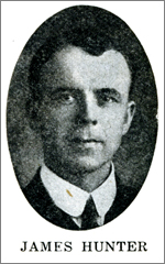 James Hunter, (d. 1917)