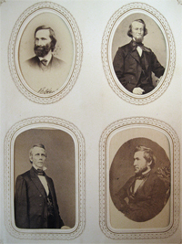 portraits from the Mass. Conference record collection